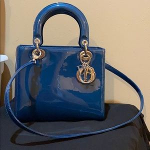 Small Lady Dior bag